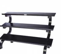 3-Tier Dumbbell Shelf Rack GTDR-3