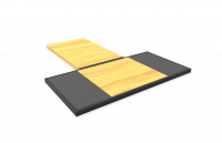 4' Rack Platform Insert - Edge Attachment