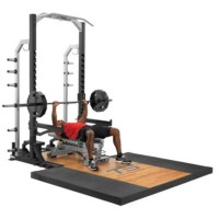 Big Iron 9Ft / 8Ft Half Rack