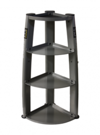 Vertical Kettlebell & Accessory Rack
