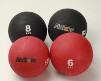 The Ab Solo Medicine Balls