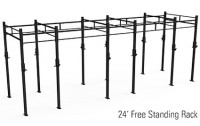 X Rack Free Standing 6FT - 24FT